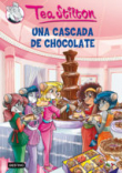 Una cascada de chocolate